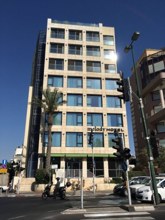 Melody Hotel   Tel Aviv - an Atlas Boutique Hotel: photo0.jpg