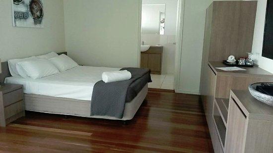 Dalby, Australia: Bedroom