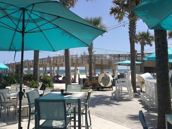casino beach bar and grill menu