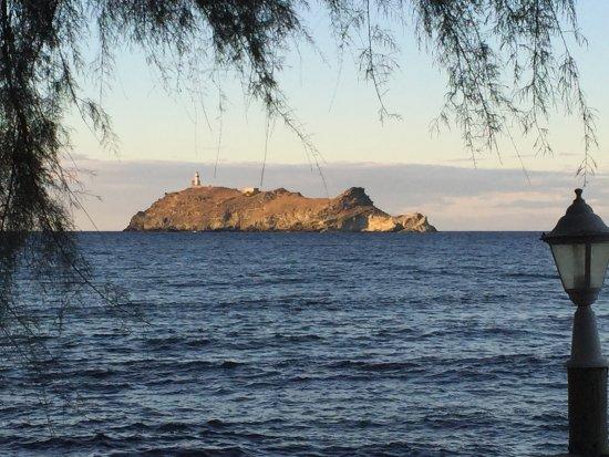 Ersa, Francia: la giraglia