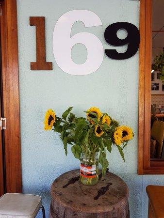 Bilinga, Australia: Love the Sunflowers. So VanGogh!