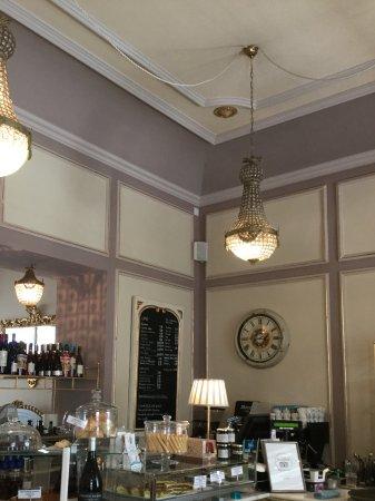 Café Scholl: Nostalgisch