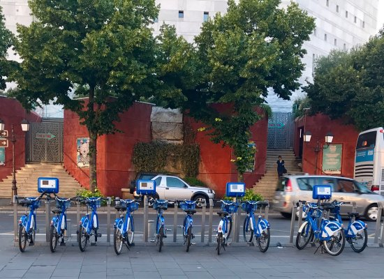 Velo Bleu Bike