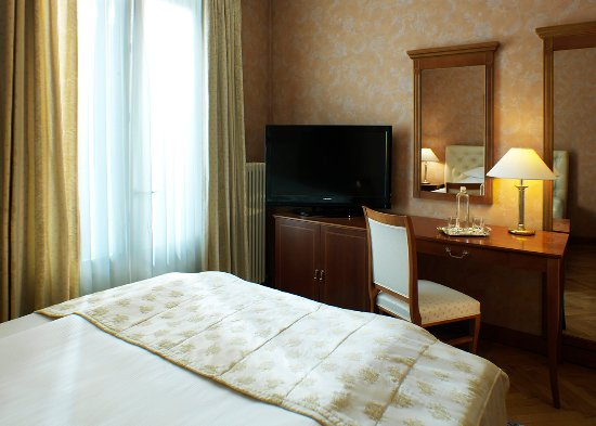 Grand Hotel Toplice: An elegant and cosy single room