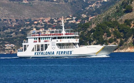 ‪Vikentios Damodos Kefalonia Ferries‬