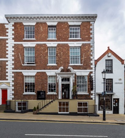 Star Hotels In Chester City Centre