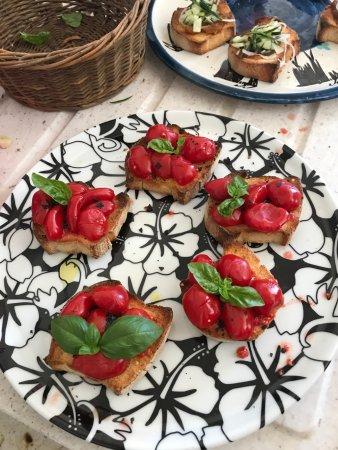 Marina in Cucina: Bruschetta