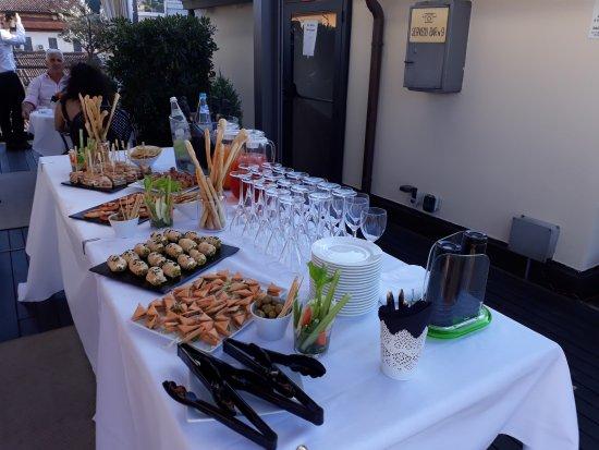 aperitivo - Picture of Terrazza Mattuiani, Bologna - TripAdvisor