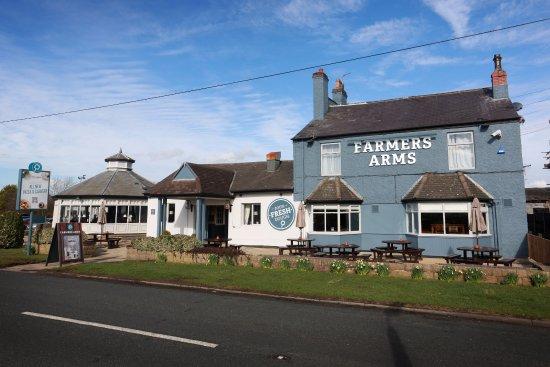The Farmers Arms Stonehouse Pizza Carvery Preston