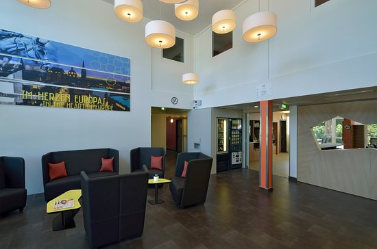 Wurselen, Germany: Lobby