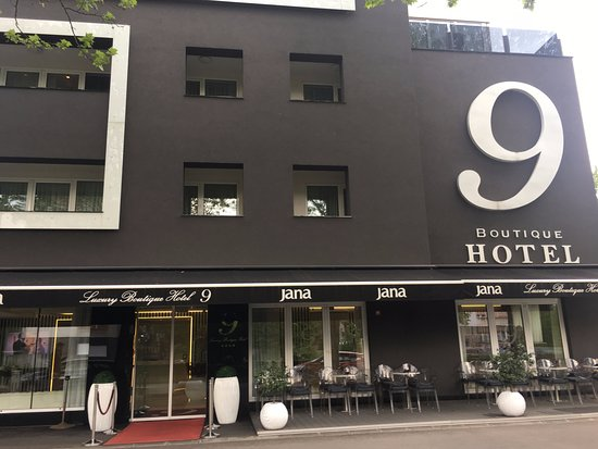 Picture of hotel 9 zagreb tripadvisor for Hotels zagreb