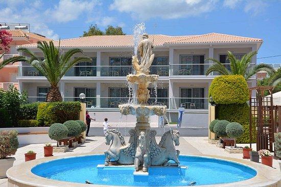 POSEIDON BEACH HOTEL - Prices & Reviews (Zakynthos/Laganas ...