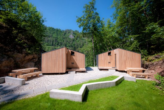 Camp Bled: Family glamping amidst untouched nature