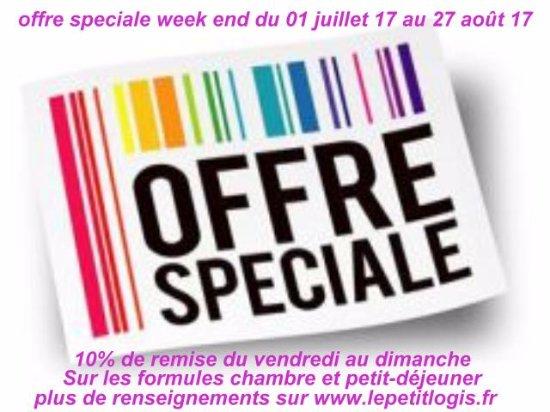 Beaumont-en-Veron, France: Offre spéciale
