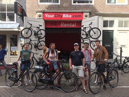 YourCityBike - Bike Rental Amsterdam