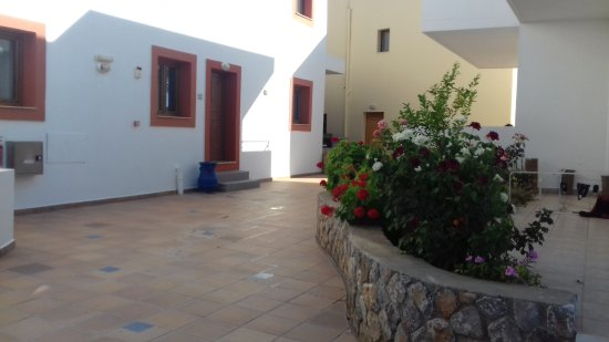 Krana Apartments: We were room 8 at the back of the acropolis facing rooms