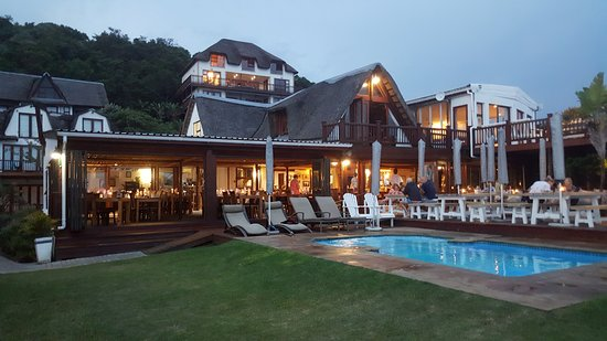 Foto de Crawford's Beach Lodge
