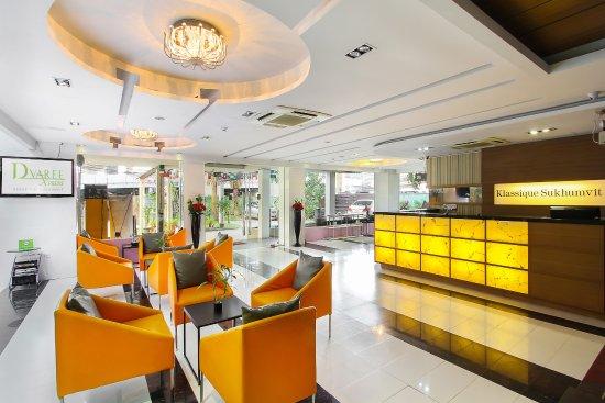 Klassique Sukhumvit Bangkok: Lobby