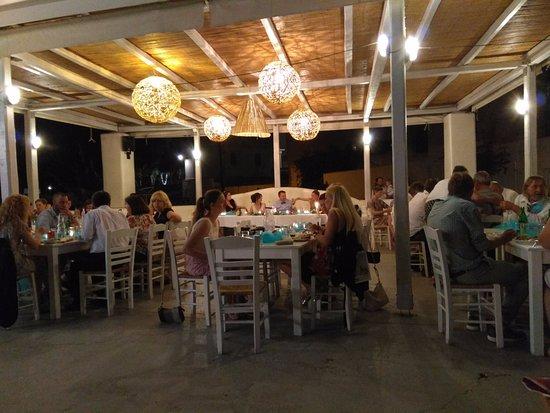 Galini, Grecja: angolo sposi...