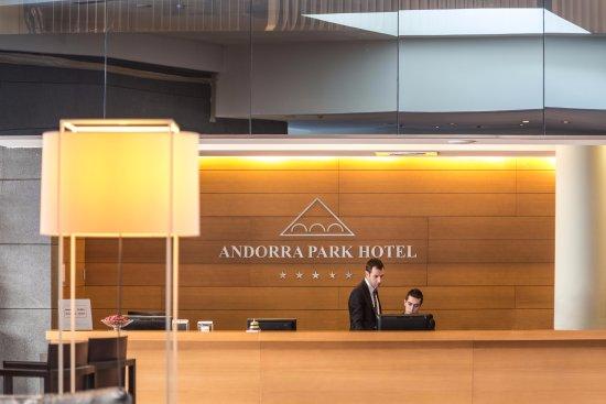 안도라 파크 호텔