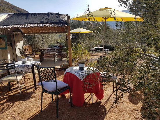 Robertson, Zuid-Afrika: Owl's Rest Olive and Lavender Farm