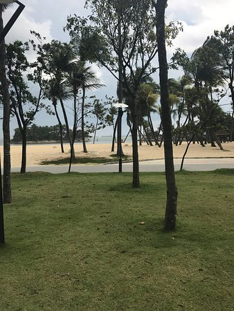 Spectacular beach