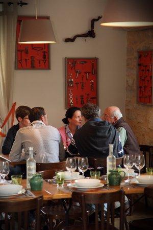 Delicieux La Table De Jean : Salle à Manger Du Restaurant Le Petit Jean à Coly