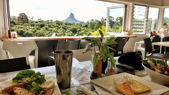 Glass House Mountains, Australien: How could you not love that view .....