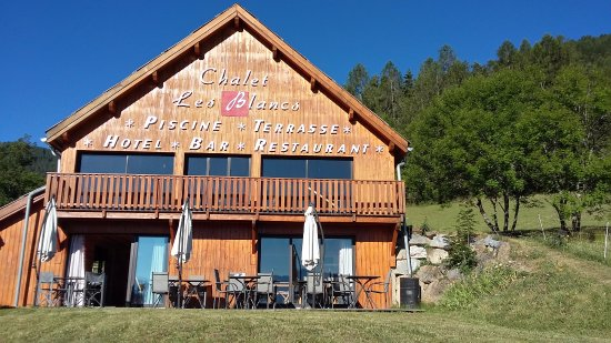 Chalet hotel les blancs pra loup frankrijk fotos reviews en