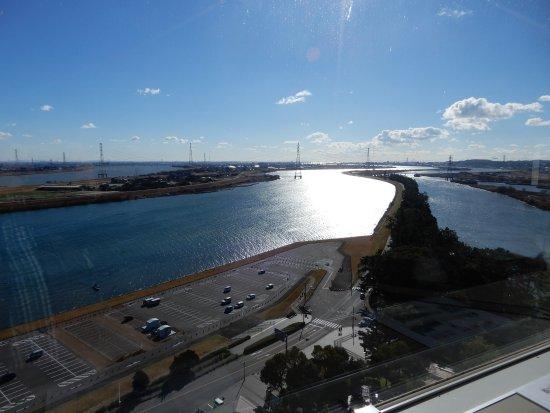 Mizu to Midori no Yakata Observation Tower