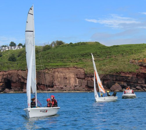 Dunmore East, İrlanda: Sailing Courses in idyllic surroundings!