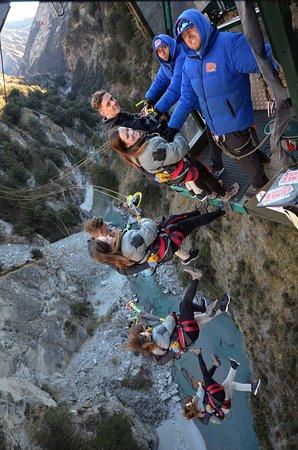 Shotover Canyon Swing & Canyon Fox Photo