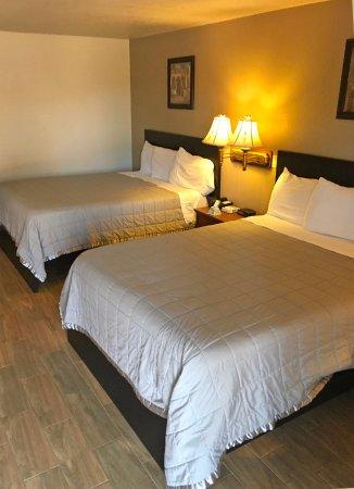 Νέα Βοστόνη, Τέξας: Two Queen Beds