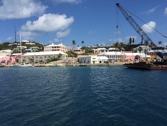 Hamilton, Bermuda: Sea Express Ferry Service, Bermuda