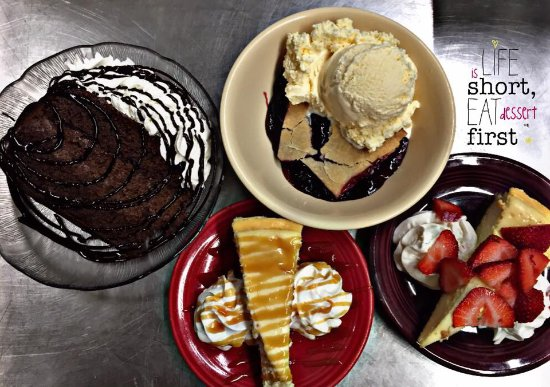 Pipestem, WV: Homemade desserts
