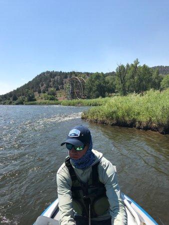 Fly fishing outfitters avon co omd men tripadvisor for Beaver creek fly fishing