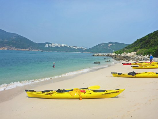 ‪Sea Kayak Hong Kong‬