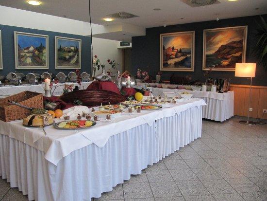 Strandhotel Seehof: Büffet