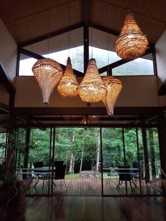 El Silencio Lodge & Spa: lobby