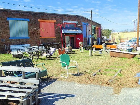 Selma Cotton Mill Flea Marrket