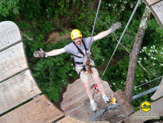 Pine Mountain Zipline Canopy Tour