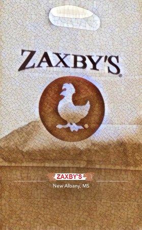 Zaxby's - New Albany, MS