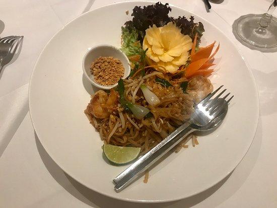 Chaopraya Eat Thai Restaurant London United Kingdom