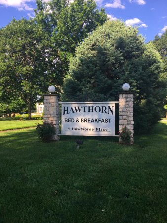 Hawthorn, A Bed & Breakfast: Great B&B
