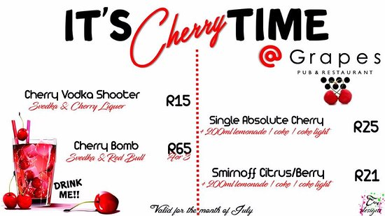 Benoni, Sudáfrica: Nom nom nom...JULY- ING with these awesome prices!!  Nom nom nom...JULY- ING with these awesome