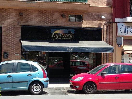 Granier in the centre of Mislata