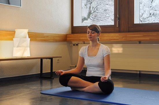 Hotel Krone: Yoga und Meditationsraum