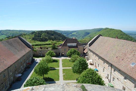 Fort Saint-André de Salins-les-Bains
