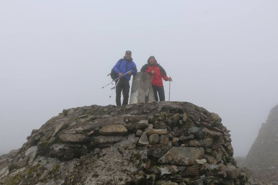 Up and Doon Guided Walks: Up and Doon Ben Nevis