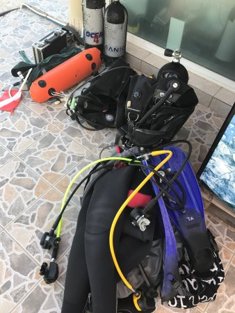 Omega Divers Chania Diving Center: photo2.jpg
